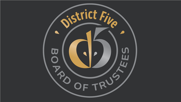 School District Five Board elects new board officers during its Feb. 24 meeting